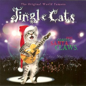 Image for 'Here Comes Santa Claws'