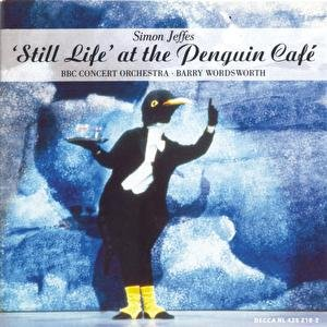 """Image for 'Jeffes: """"Still Life"""" at the Penguin Café; Four Pieces for Orchestra'"""
