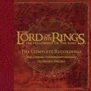 Imagem de 'The Lord of the Rings: The Fellowship of the Ring: The Complete Recordings (disc 1)'
