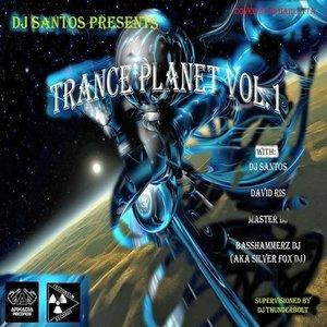 Image pour 'Trance planet vol.1 by Dj Santos'