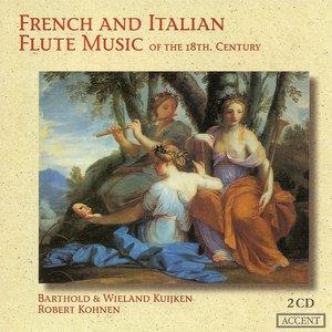 Image for 'Flute Music (French and Italian 18Th Century) - Monteclair, M.P. / Blavet, M. / Guignon, J.-P. / Boismortier, J.B. / Leclair, J.-M.'