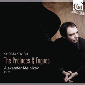 Image for 'Shostakovich: 24 Preludes & Fugues'