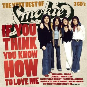 Image for 'If You Think You Know How To Love Me'