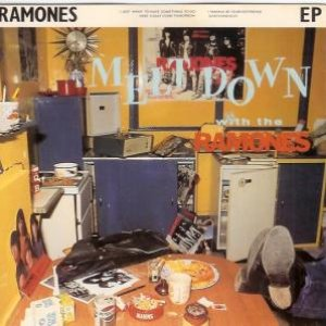 Image for 'Meltdown With The Ramones'