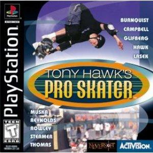 Image for 'Tony Hawk's Pro Skater'