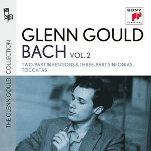 Image for 'Glenn Gould plays Bach: Two-Part Inventions & Three-Part Sinfonias BWV 772-801; Toccatas BWV 910-916'