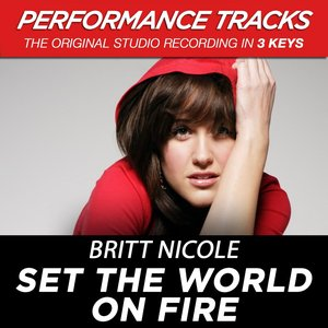Image for 'Set the World On Fire (Performance Tracks) - EP'
