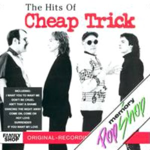 Image for 'The Hits of Cheap Trick'