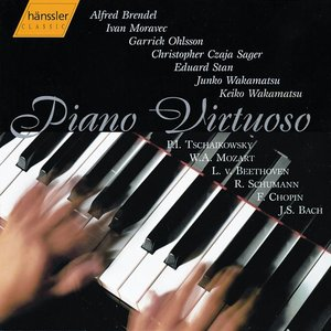 Image for 'Piano Concerto No. 1 in B Flat Minor, Op. 23: Allegro con fuoco'