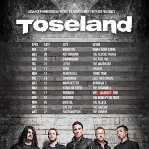 Image for 'Toseland'