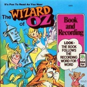 Bild för 'The Wizard Of Oz Read Along'