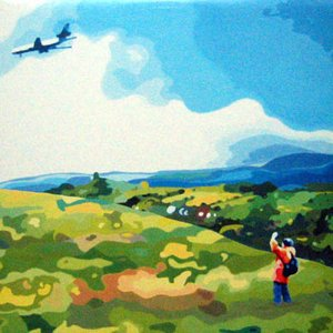 Image for 'Waving at Planes'