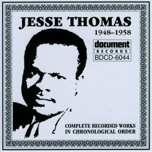 Image for 'Jesse Thomas 1948 - 1958'