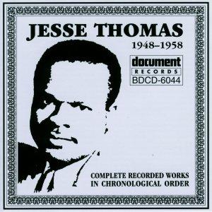 Imagem de 'Jesse Thomas 1948 - 1958'