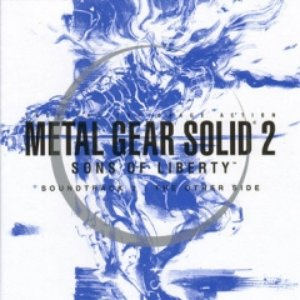 Bild für 'Metal Gear Solid 2: Sons Of Liberty: Sound Track 2: The Other Side'