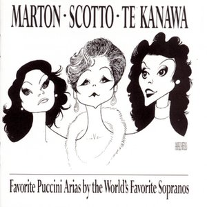 Image for 'Favorite Puccini Arias By The World's Favorite Sopranos'