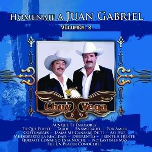 Imagen de 'Homenaje A Juan Gabriel Vol. 2'