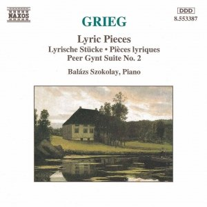Image for 'GRIEG: Lyric Pieces / Peer Gynt Suite No. 2'