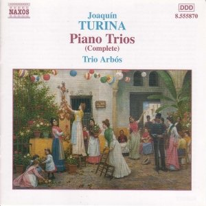 Image for 'TURINA: Piano Trios (Complete)'