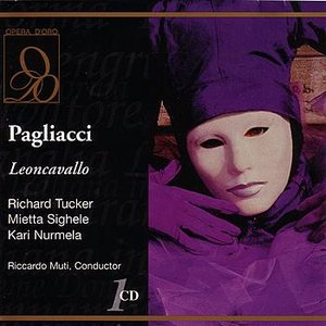 Image for 'Pagliacci'