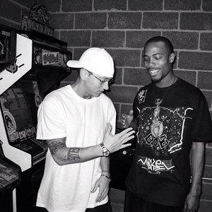 Image for 'Eminem Feat. B.O.B'