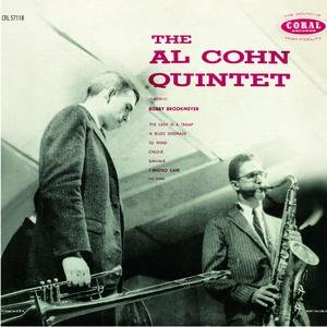 Image for 'The Al Cohn Quintet Featuring Bob Brookmeyer'