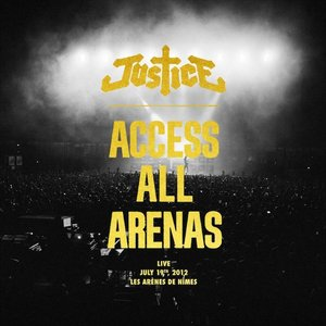 Image for 'Access All Areas'