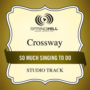 Image for 'So Much Singing to Do (Medium Key Performance Track Without Background Vocals)'