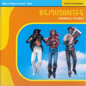 Image for 'The Best Of Os Mutantes'