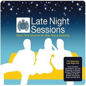 Image for 'Ministry of Sound: Late Night Sessions (disc 2: Midnight mix)'