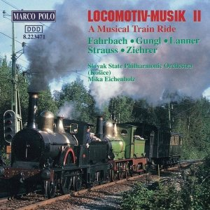 Bild för 'Locomotiv-Musik 2: A Musical Train Ride'