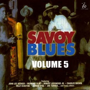 Image for 'Savoy Blues Volume 5'
