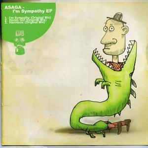 Imagen de 'I'm Sympathy EP'