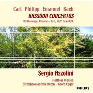 Image for 'Concerti per fagotto'
