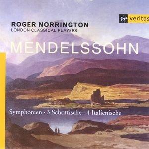 Image for 'Mendelssohn - Symphonies Nos. 3 & 4'