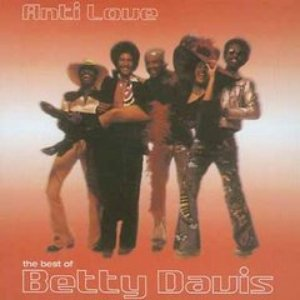 Image pour 'Anti Love: The Best of Betty Davis'