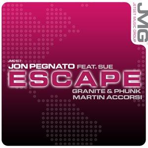 Image for 'Jon Pegnato, Sue Cho - Escape'