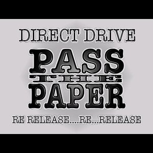Image for 'Pass the Paper'
