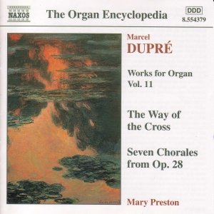 Image for 'DUPRE: Works for Organ, Vol. 11'