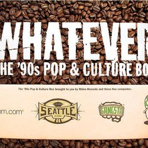 Image for 'Whatever: The '90s Pop & Culture Box'