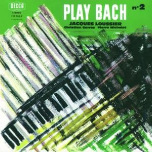 Image for 'Play Bach No. 2'