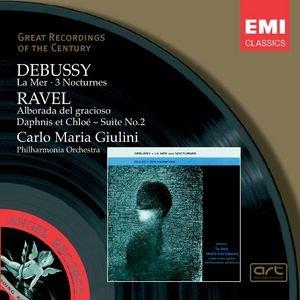 Image for 'Debussy: La Mer & Nocturnes'
