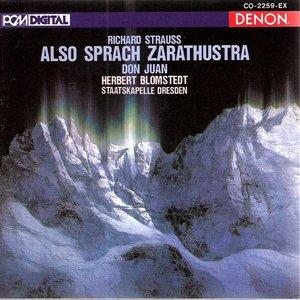 Image for 'Strauss: Also Sprach Zarathustra, Op. 30'