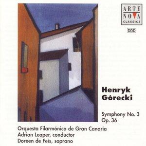 Imagem de 'Gorecki: Symphony No. 3 For Orchestra And Soprano'