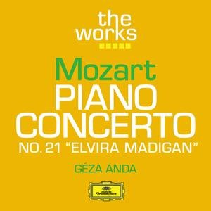 Image for 'Mozart: Piano Concerto No . 21 in C major K.467'