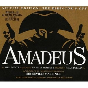 Image for 'Amadeus - Special Edition: The Director's Cut'