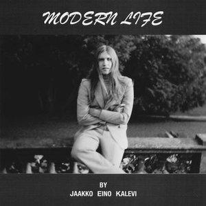"""Modern Life""的封面"