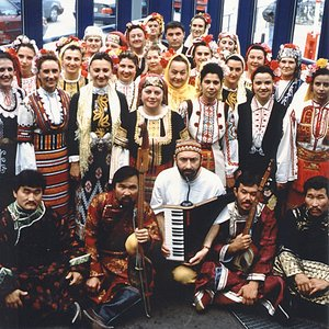 Bild för 'The Bulgarian Voices Angelite & Huun-Huur-Tu'