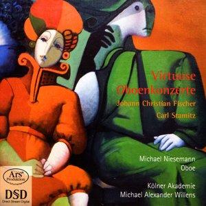 Image for 'Oboe Recital: Niesemann, Michael - Fischer, J.C. / Stamitz, C. (Forgotten Treasures, Vol. 7)'