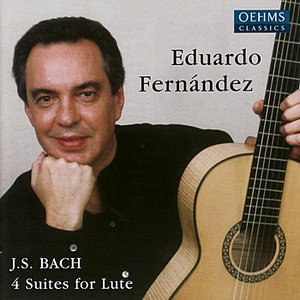 Image for 'Bach: 4 Suites for Lute'